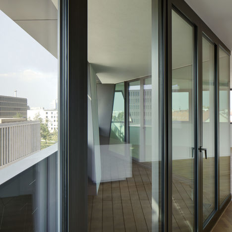 Appartement Balcony View 1